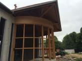 Maison ossature bois colombage Deauville